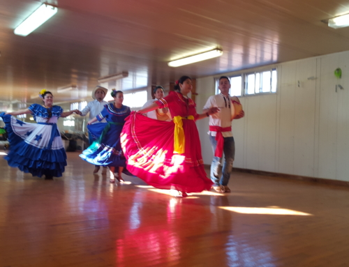 TRUEQUES GRUPALES. BAILE INTERCULTURAL
